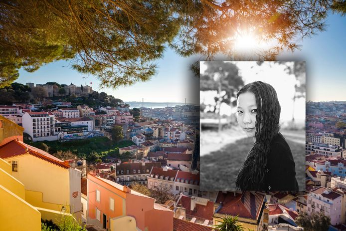 De 20-jarige Martine Schuring ter Morsche overleed zondag in Lissabon. Ze is door geweld om het leven gekomen. De foto is geplaatst met toestemming van de familie.