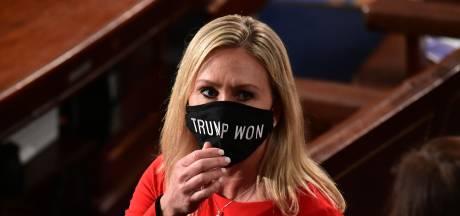 Leider Republikeinen VS noemt partijgenote 'kankergezwel' voor de partij