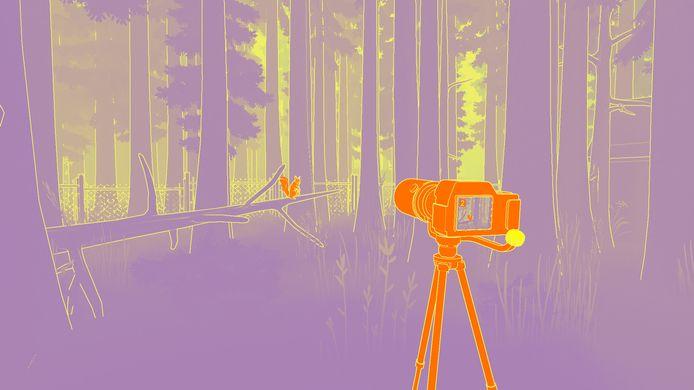 De opstelling en cadrage van je camera's is de kern van de gameplay.