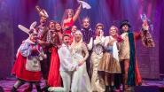 IN BEELD. BV's op sprookjesavontuur tijdens première 'De Prinses en de Toverspiegel'