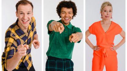 Michiel De Meyer, Elindo Avastia en Céline Verbeeck zijn de nieuwe leden van De KetnetBand (en Charlotte en Matthew nemen afscheid)