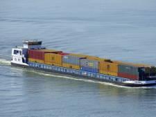 Bijzonder: binnenvaartschip vaart volledig op biobrandstof naar de Rotterdamse haven