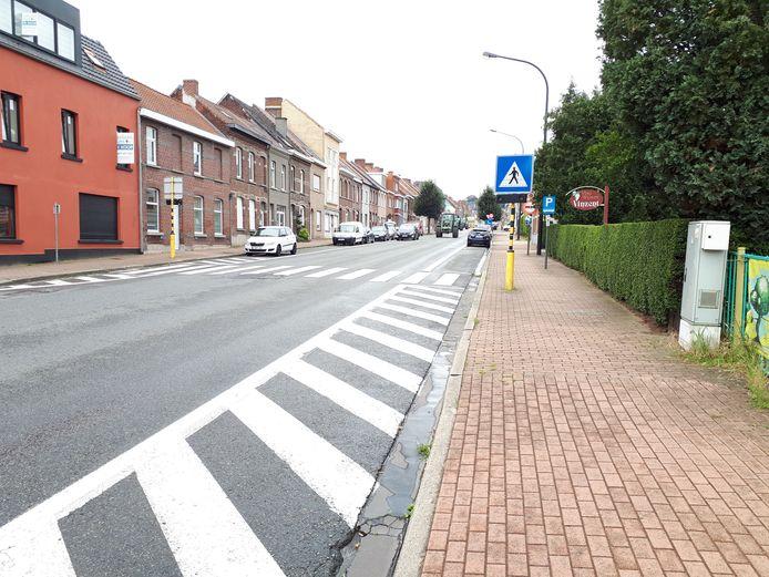 Onder meer de oversteekplaats in Kruisstraat wordt verlicht.