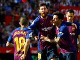 Messi scoort weer eens met een juweeltje