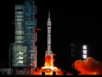 Chinese raket succesvol gelanceerd richting ruimtestation