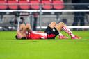 Eran Zahavi had dit seizoen de pech dat hij vier keer scoorde tegen Olympiakos en dat de club tóch werd uitgeschakeld in de Europa League.