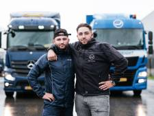 Chauffeurstekort? Deze Liemerse broers kozen juist voor een carrière als vrachtwagenchauffeur