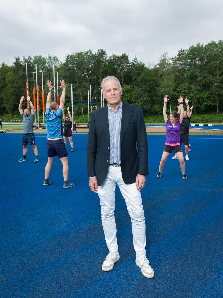 Gerard Dielessen , directeur sportkoepel NOCNSF. Beeld Ivo van der Bent