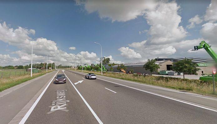 De Rijksweg (N36) in Lendelede: een klassieke plaats waar de politie wel vaker op de snelheidsbeperking van 70 km/u controleert.