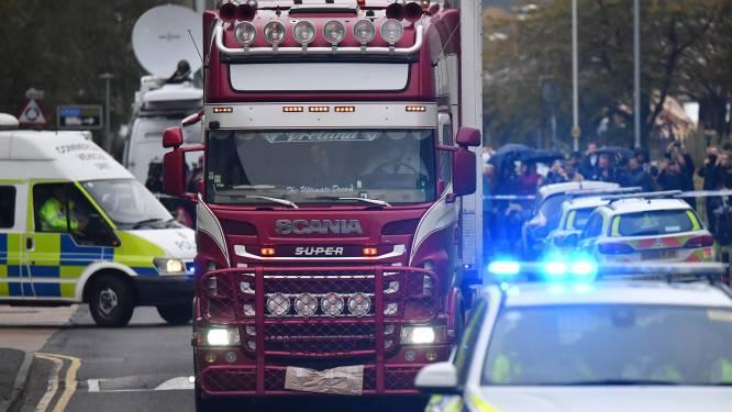 Bestuurder die koelwagen naar Zeebrugge reed, blijft aangehouden