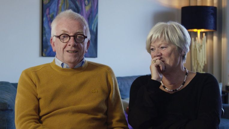 Jos en Odette, de ouders van Marieke Vervoort.