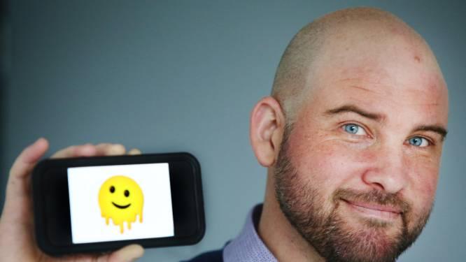 Smeltend gezicht en wolkje voor de mond: nieuwe emoji's voor alle smartphones hebben een Tilburgs tintje