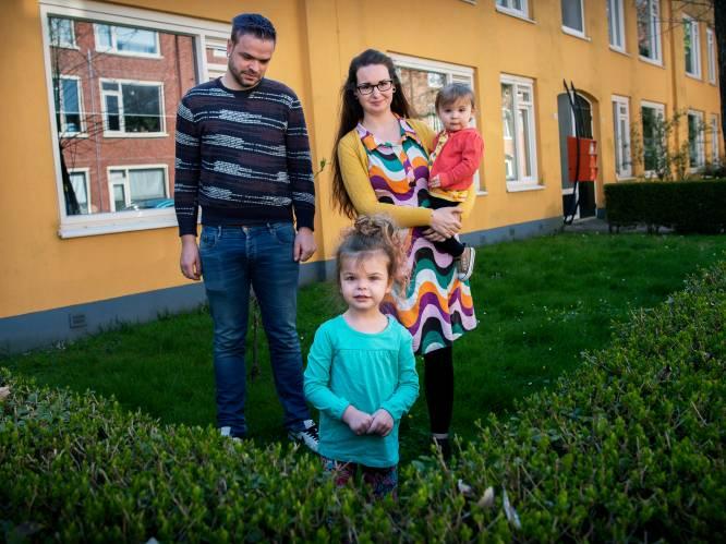 Faelin (3) en haar gezin gingen al vóór corona in isolatie vanwege genafwijking die haar leven bedreigt