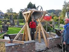 'Namenklok' van Beek krijgt plaatsje op kerkhof