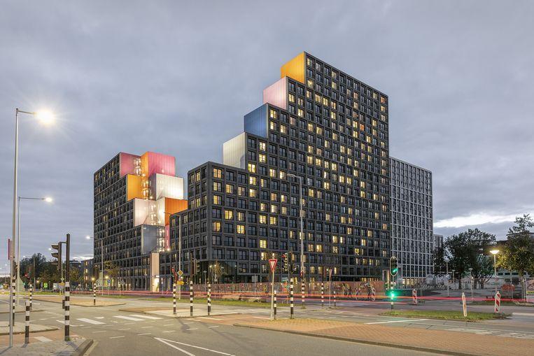 East House, Amsterdam Architect: OZ Opdrachtgever: Greystar Beeld Marcel van der Burg