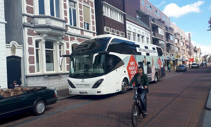 Radio 2 collecteert hele dag voor KWF in Roosendaals centrum