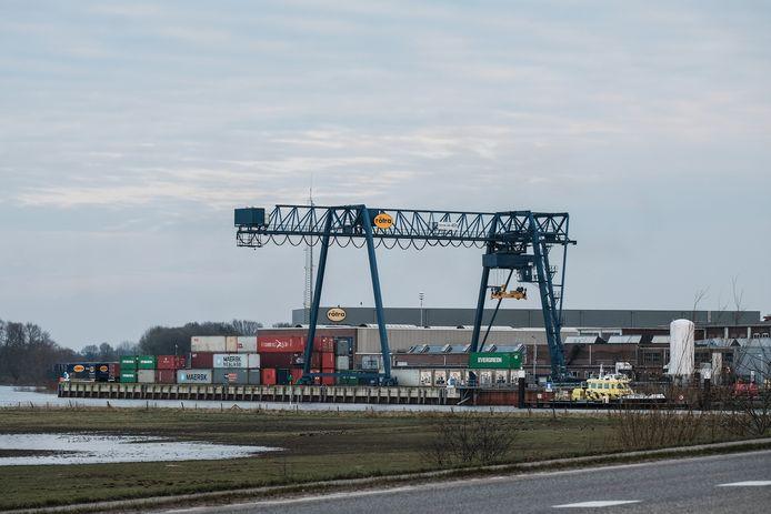 De terminal van Rotra in Doesburg.