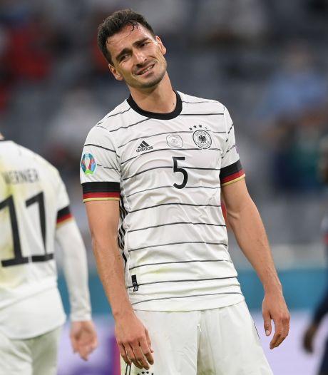 Duitse pers na nederlaag tegen Frankrijk: 'Plannen Löw werkten niet'