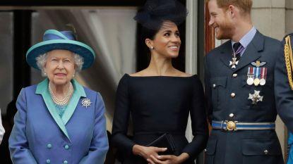 Prins Harry en Meghan hadden videogesprek met Queen Elizabeth op haar verjaardag (al mocht dat niet geweten zijn)