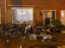Jaarwisseling vol incidenten in Zuidoost-Brabant: mishandeling, steekpartij, explosie en branden