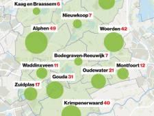 Aantal ziekenhuisopnamen door corona neemt weer toe in het Groene Hart