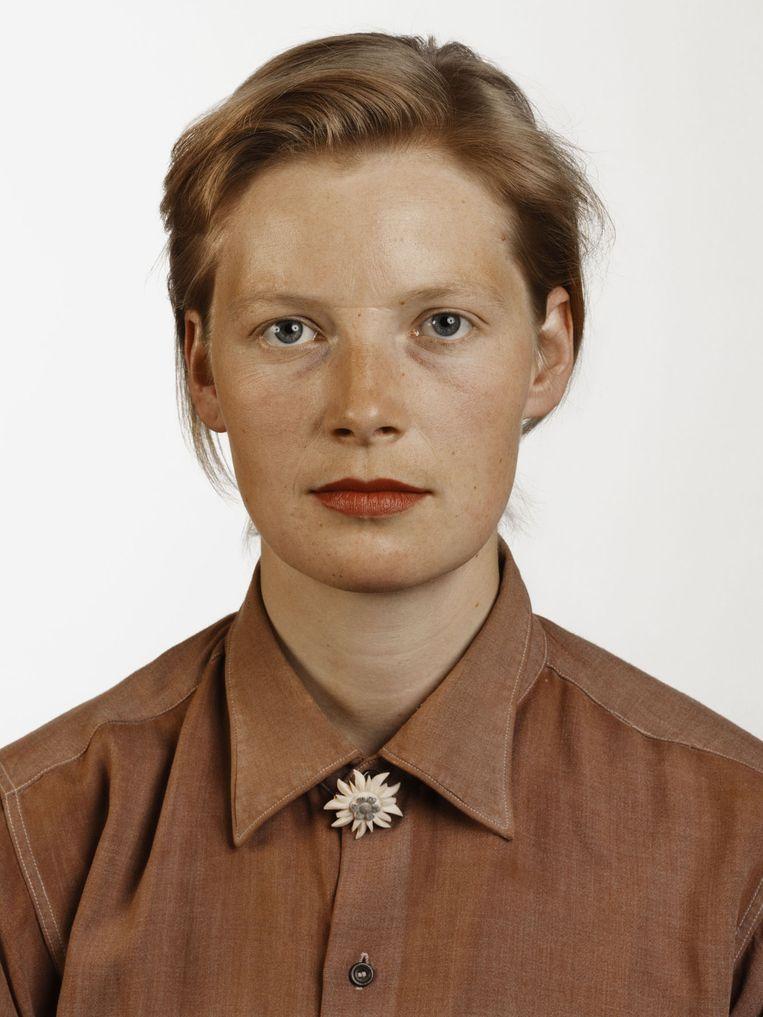 Portret, 1988 Beeld null