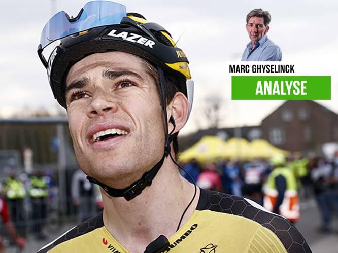 """Onze chef wielrennen: """"Wout van Aert heeft er alles uitgeperst. Tot de allerlaatste druppel"""""""