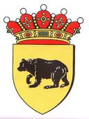 Peter Raedt zou graag het oude logo van Meulebeke terug krijgen, met daarin een beer.