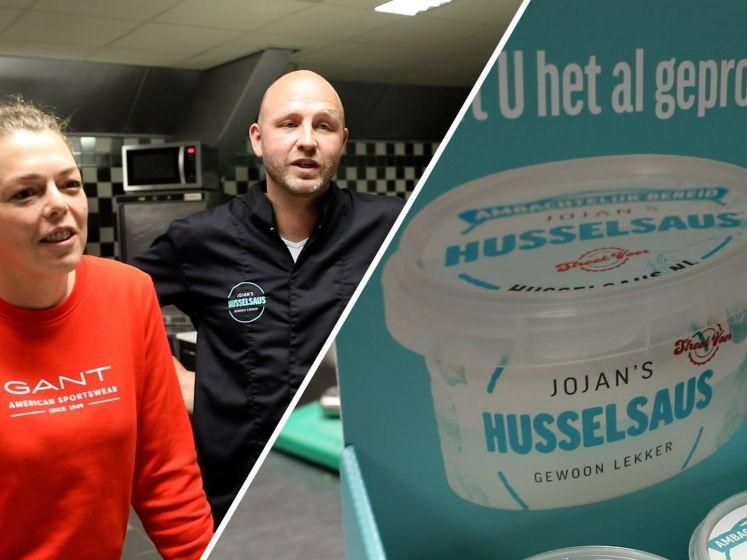 Husselsaus uit Usselo valt in de smaak: straks overal in de schappen?