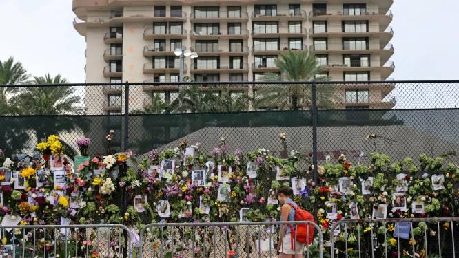 Dodental ingestort flat Florida loopt op tot 32, eerste slachtoffers vandaag begraven
