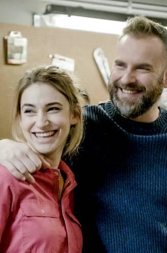"""Jasmijn Van Hoof blikt terug op relatie met 'Familie'-tegenspeler David Cantens: """"Het was een verdrietige breuk"""""""