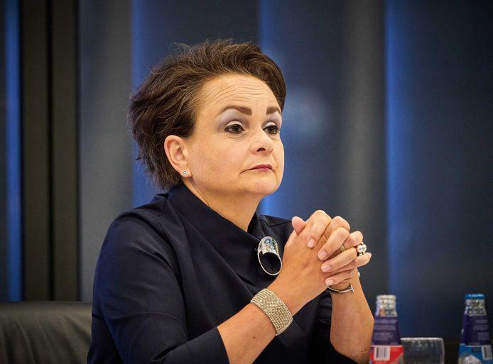 Staatssecretaris Alexandra van Huffelen.