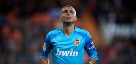 Cillessen onzeker bij Valencia voor derby tegen Levante