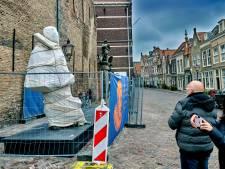 Willem is klaar voor de komst van prinses Beatrix