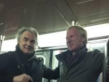 Nieuwe muziek van Jo Sporck en zijn goede vriend Richard Cameron-Wolfe bij het Cenakel