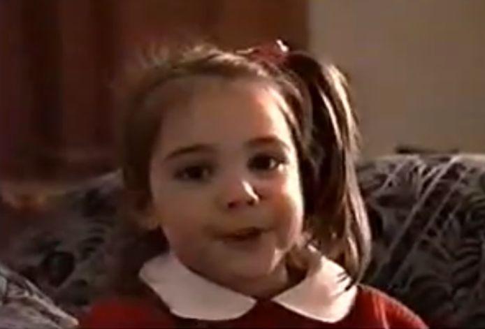 De ontvoerde en vermoorde Mélissa Russo.