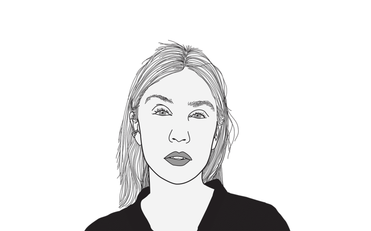Jana Antonissen. Beeld DM/Bart Hebben
