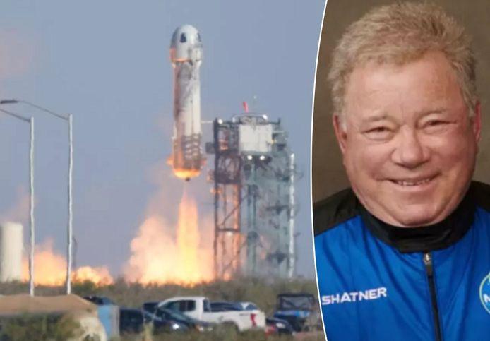 William Shatner / Blue Origin