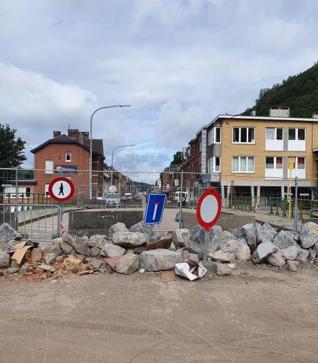 Danger sur le pont de Prayon suite aux inondations: Trooz va installer des caméras de surveillance