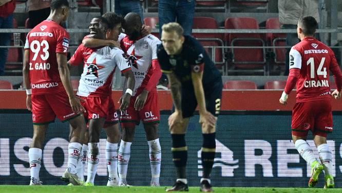 """Dereck Kutesa (Zulte Waregem) hoopt op KV Mechelen te bevestigen: """"Enorm blij met eerste doelpunt"""""""
