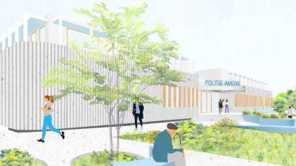Politie bouwt nieuw hoofdkwartier op Asphaltco-site (en maakt daar 8,5 miljoen euro voor vrij)