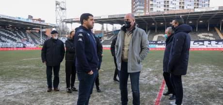 Pas de nouvelle date pour Charleroi-Bruges avant le mois de mars
