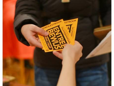 Carnaval in Vaassen is handel in kaarten tegen woekerprijzen zat en neemt maatregelen