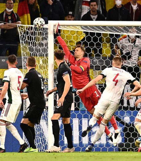 Neuer: 'Dit was een thriller, slecht voor de zenuwen'