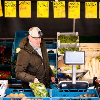 De anderhalve-meter-economie, zaterdag in Utrecht: 'Het kwartje is gevallen'