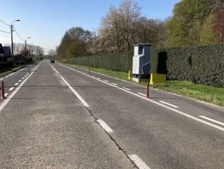 Minder dan 1 procent van de bestuurders reed te snel in de Drongense Steenweg in Lievegem