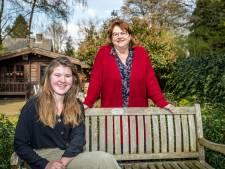 Berg ervaring maakt plek voor jong talent: Janke (21) volgt Inge (57) op in gemeenteraad van Deurne