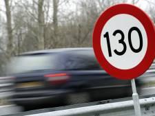 'Maximumsnelheid naar 130 km/u heeft geen milieu-effect'