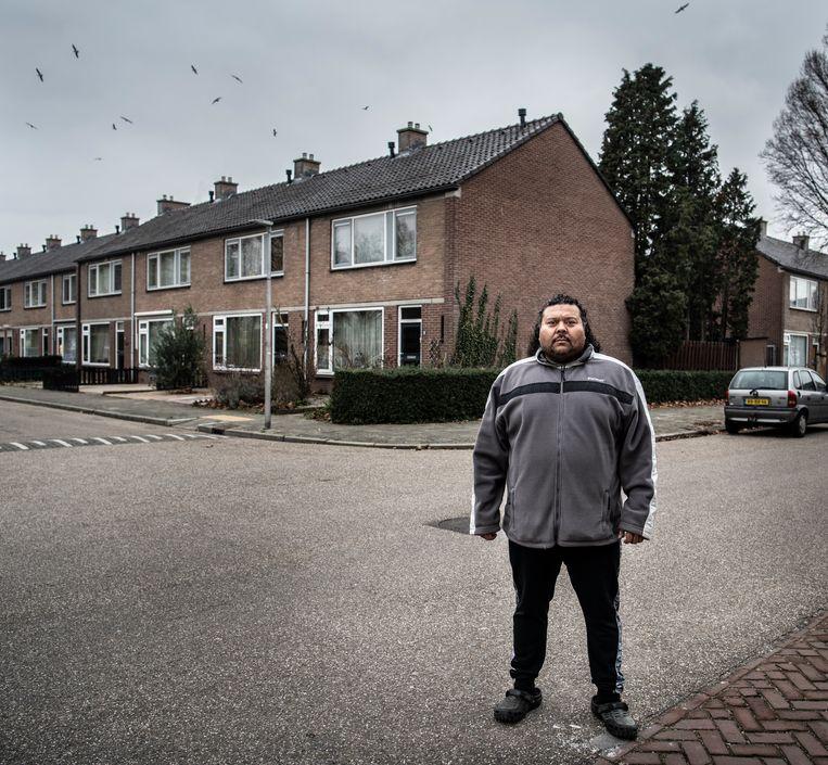 Bumper Bardal uit Neerbosch-Oost: 'Als iets niet mag, gaan sommige mensen juist provoceren'. Beeld Koen Verheijden