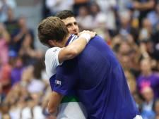 US Open: Medvedev écrase Djokovic pour s'offrir son premier Majeur, pas de Grand Chelem calendaire pour le Serbe